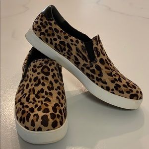Dr Scholls Madison Leopard Slipon
